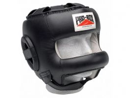 Pro Box Facesaver Bar Headguard