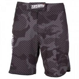Tatami Renegade Grey Camo BJJ Shorts