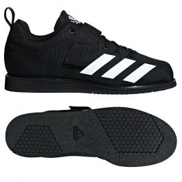 Adidas Powerlift 4 Weightlifting Boots - Black