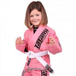 Tatami Meerkatsu Kids Animal Gi - Pink