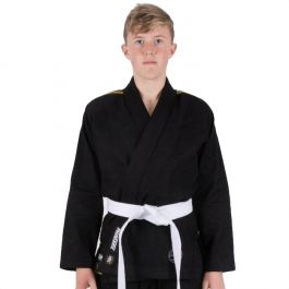 Tatami Nova Kids Absolute BJJ Gi - Black