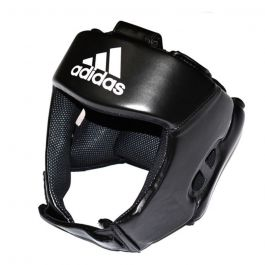 Adidas AIBA Style Boxing Head Guard - Black