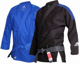 Adidas BJJ GI Adult and Kids - Black or Blue