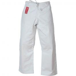 Blitz Sport Adult Gold Heavyweight Judo Pants White