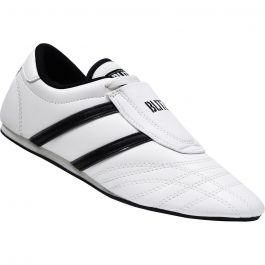 Blitz Adult Martial Arts Training Shoes - White / Black