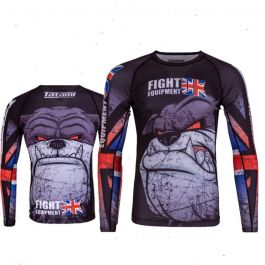 Tatami Kids Bulldog BJJ Rash Guard