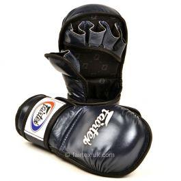 Fairtex MMA Sparring Gloves - Blue