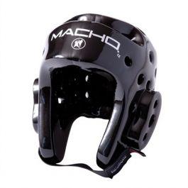 Macho Dyna Head Guard - Black