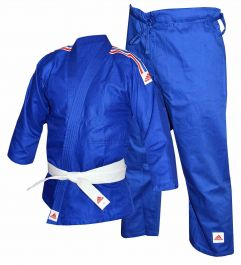 Adidas Kids Judo Suit - Blue