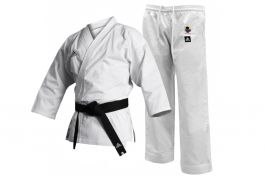 Adidas Kids Club Karate Uniform - WKF Approved