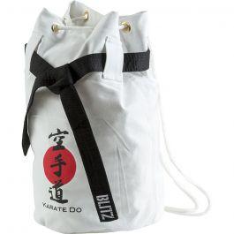 Blitz Sport Karate Discipline Duffle Bag - White