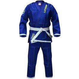 Kids Lutador Brazilian Jiu Jitsu BJJ GI - Blue