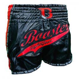 Booster Pro Slugger Muay Thai Shorts - Black/Red
