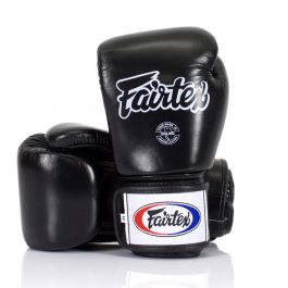 Fairtex Universal Boxing Gloves - Black