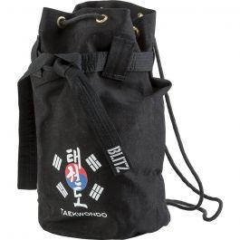 Blitz Sport Taekwondo Discipline Duffle Bag - Black