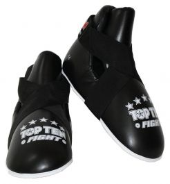 Top Ten Fight Kick Protectors - Black