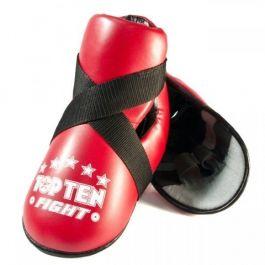 Top Ten Fight Kick Protectors - Red