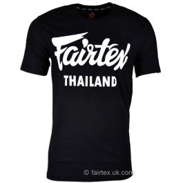 Fairtex Thailand T-Shirt - Black