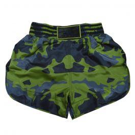 Adidas Camo Muay Thai Shorts