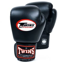 Twins Boxing Gloves - Black