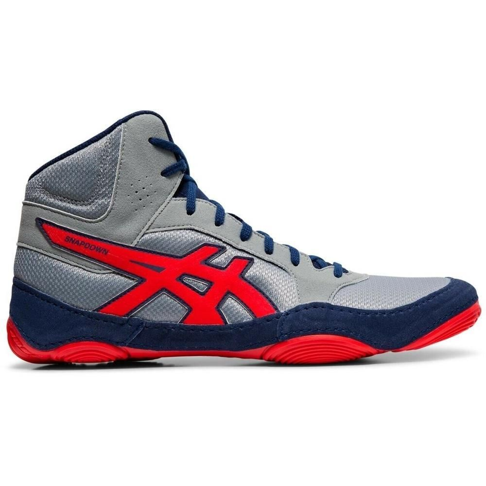 Asics Snapdown 2 Wrestling Boots - Grey