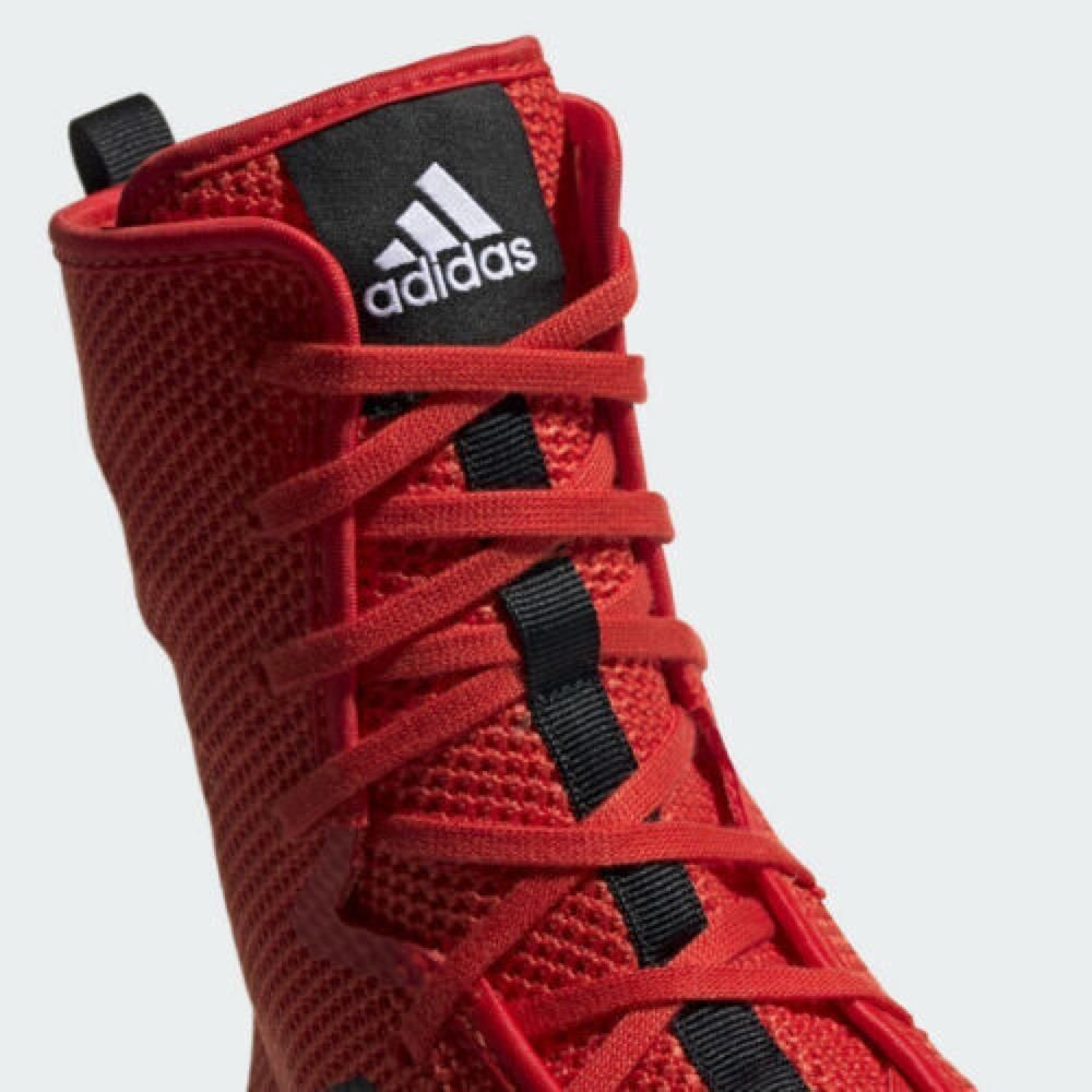 red adidas boxing boots online