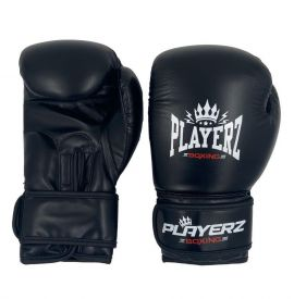 Playerz Kids Club Boxing Gloves - Black