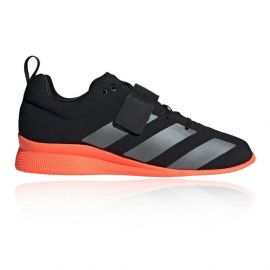 Adidas Adipower 2 Weightlifting Boots - Black Coral