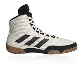Adidas Tech Fall Wrestling Boots - White/Black