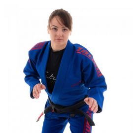 Tatami Ladies Estilo 6.0 BJJ GI - Blue/Burgundy