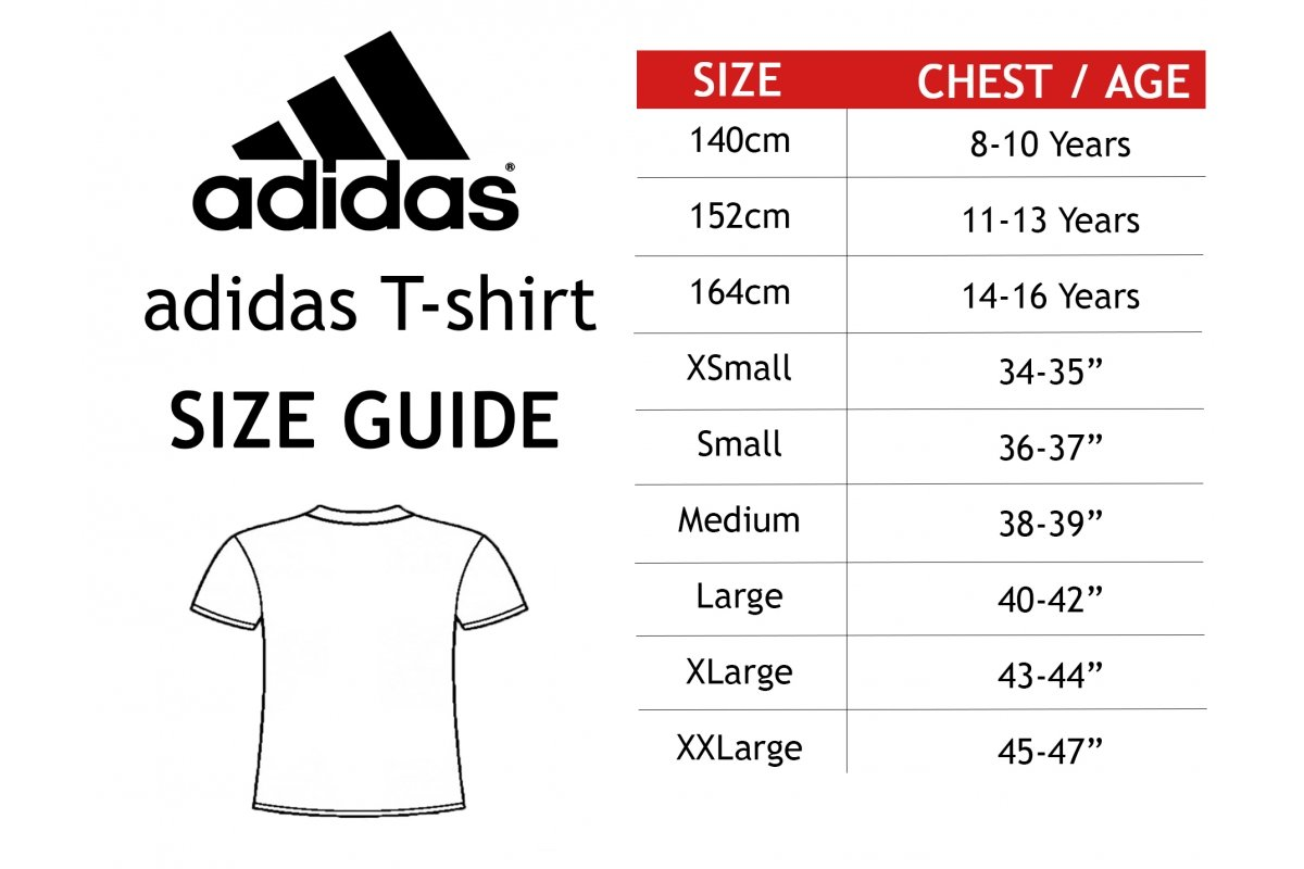 adidas mens t shirt size chart sweater tunic
