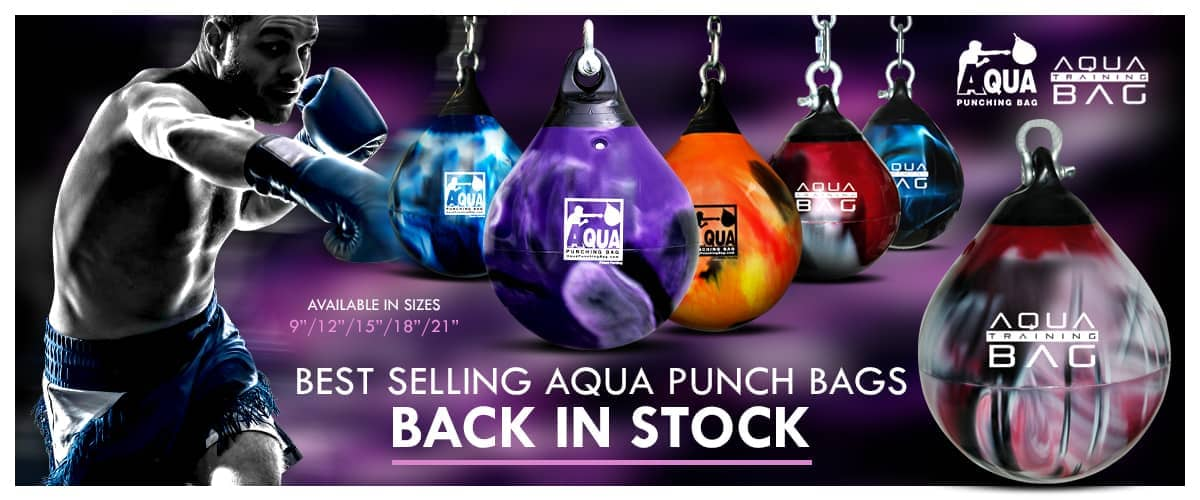 Shop Aqua Bag Punch Bag