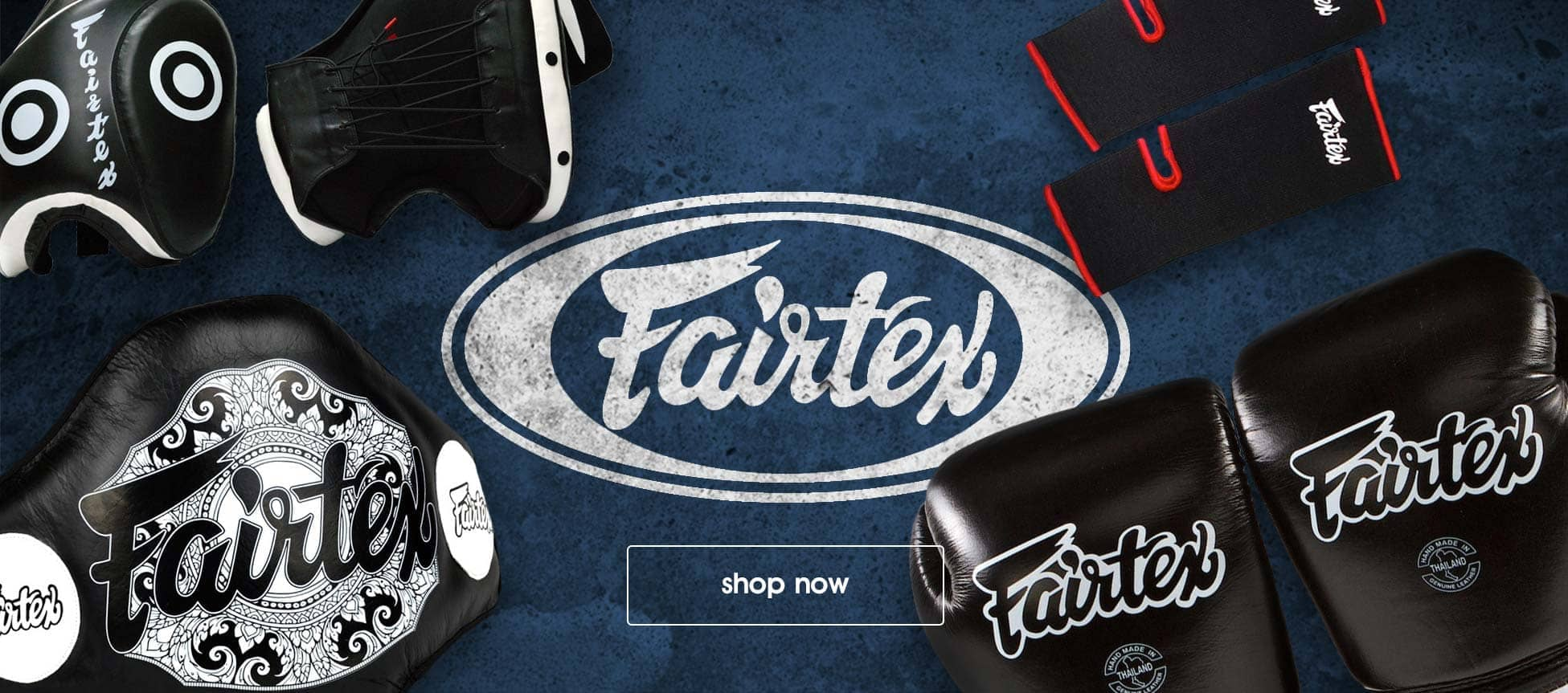 Shop Fairtex Fight Equipment