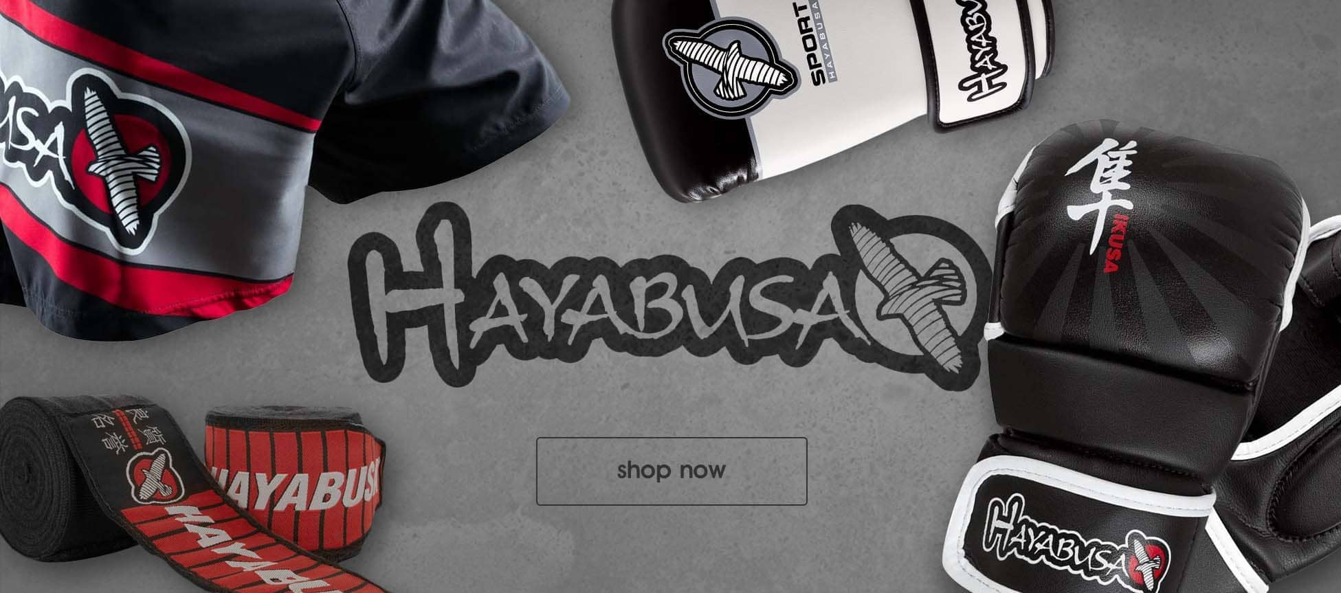 Shop Hayabusa Fight Equipment
