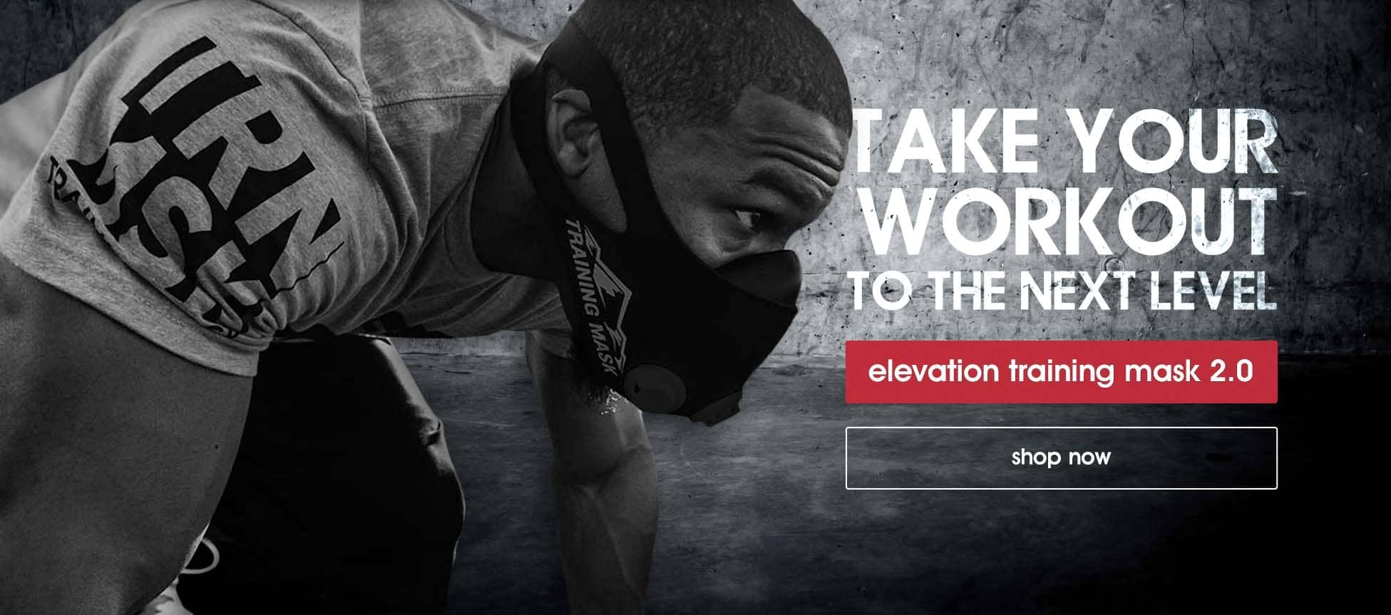 Shop Elevation Training Mask 2.0